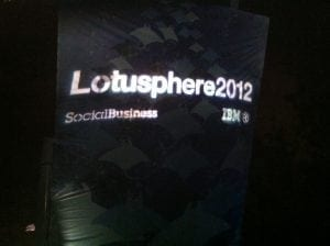 Social Business a2 Lotusphere 2012