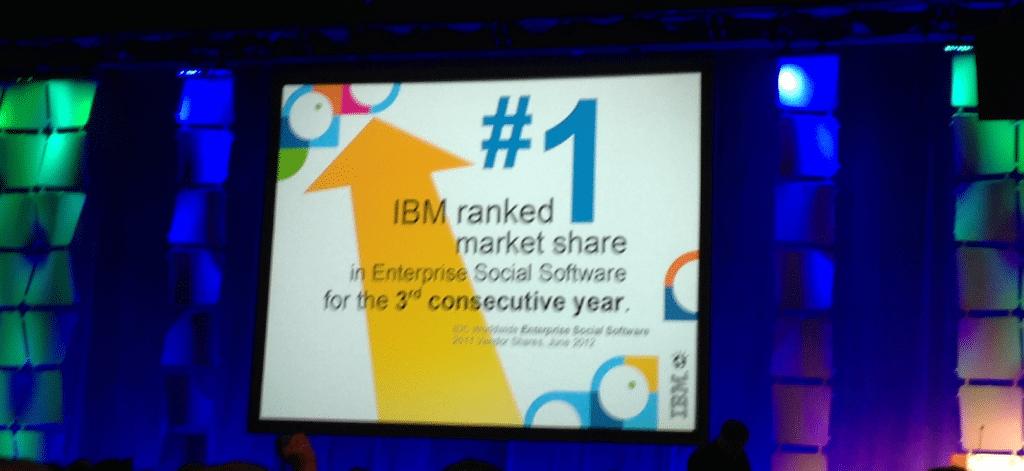 Lotusphere 2013 IBM Connect