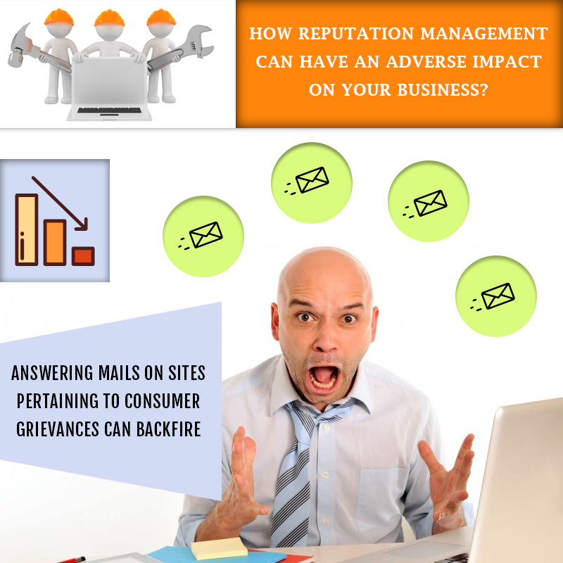 How Reputation Management Can Have an Adverse Impact on Your Business?
