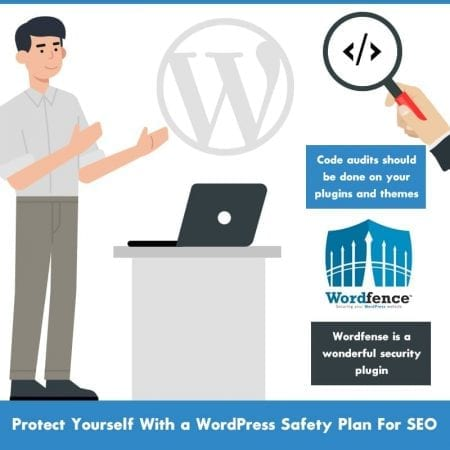 Protect Yourself With A WordPress Safety Plan For SEO