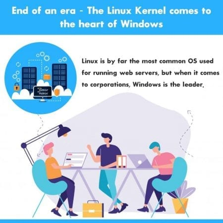 End Of An Era - The Linux Kernel Comes To The Heart Of Windows