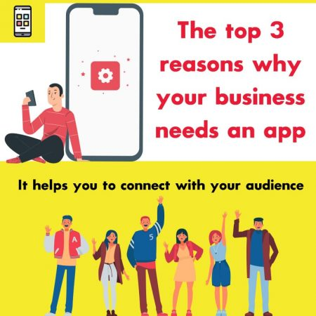 The Top 3 Reasons Why Your Business Needs An App