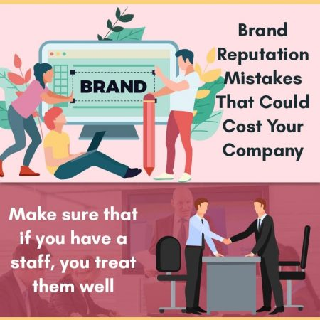 Brand Reputation Mistakes That Could Cost Your Company