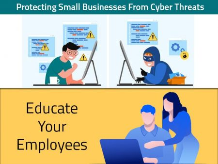 Protecting Small Businesses From Cyber Threats